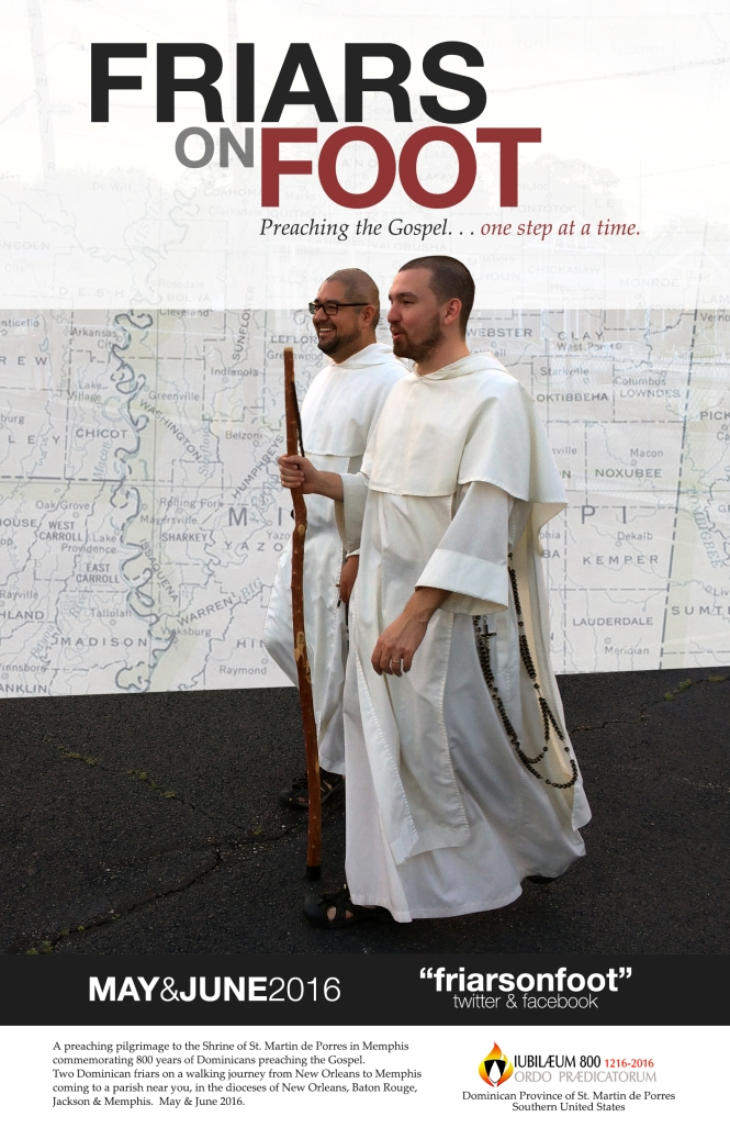 friars on foot 1