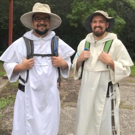 Fr. Francis and Fr. Thomas